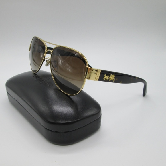 11e40224dbf2 ... official coach hc7059 l138 mens sunglasses 0930a 1b064 ...